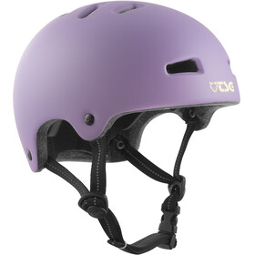 TSG Nipper Mini Solid Color Cykelhjälm Barn violett